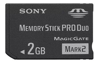 Sony - Tarjeta Ms Memory Stick Pro Duo 2gb.