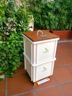 Compostera - Cultivarte - C2- Cajones Apilables - Lombricompost