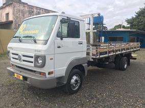 Vw 8.150 Delivery Plus 4x2 Ano 10/10 Km 57.242 Preço 74.900