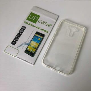 Capa + Película Transparente Asus Zenfone 3 5.5