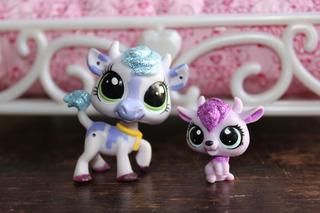 Pet Shop Mama Bebe Srt Vaca Y Ternerito