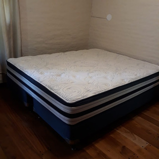 Colchón/sommier Simmons Beautyrest Smart 2 Plazas 200x160 Cm