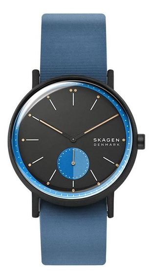 Relógio Skagen Masculino Signatur Preto Skw6539/8an