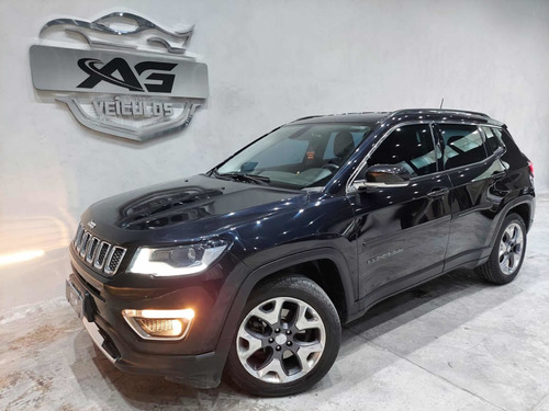 Jeep Compass 2017 2.0 Limited Flex Aut. 5p