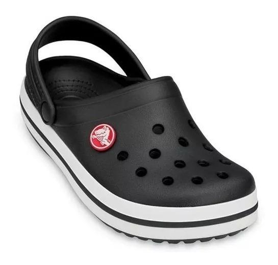 Crocs Crocband Negro - Niños
