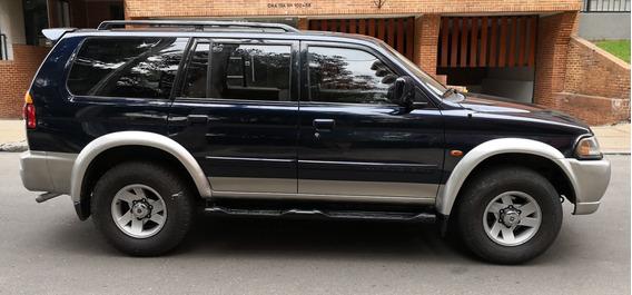 Mitsubishi Blindada Nativa 2002 Nivel Iii