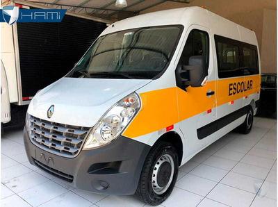 Renault Master L2 Escolar 20 Lug Branco