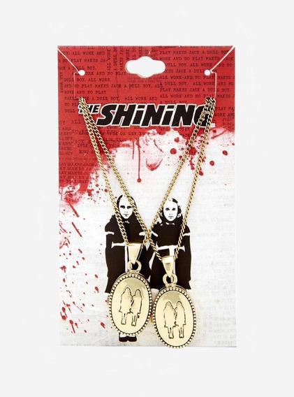 Collar De La Película The Shining Gemelas