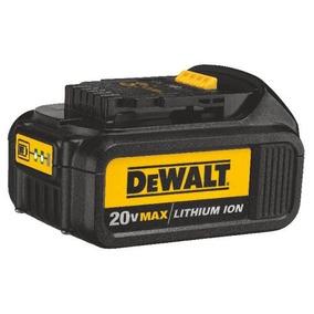Bateria De Ion De Litio 3.0ah 20v Max Dewalt Dcb200