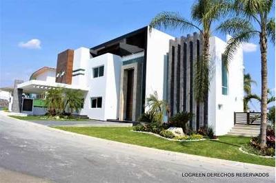 Espectacular Residencia Nueva, Con Excelente Diseño