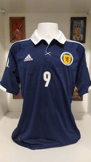 Camisa Futebol Seleção Escocia adidas