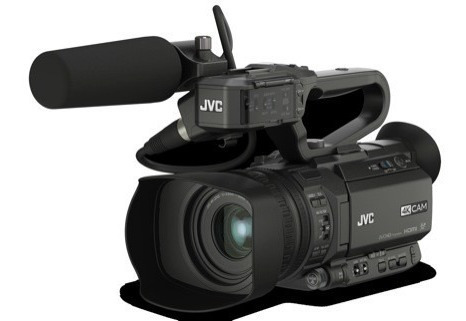 Camera Jvc Gy-hm200 4kcam