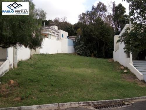 Terreno No Condomínio Portal De Itaici Com 476m - Te01597 - 69429754
