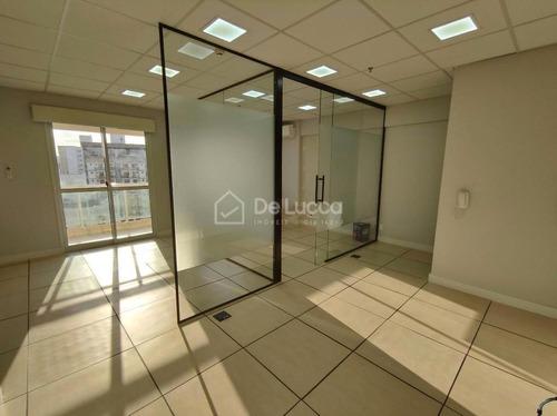 Imagem 1 de 13 de Sala Para Aluguel Em Cambuí - Sa009731