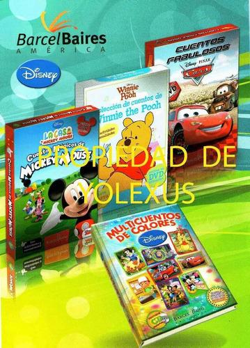 Cuentos  Disney,cars,,spiderman,vengadores