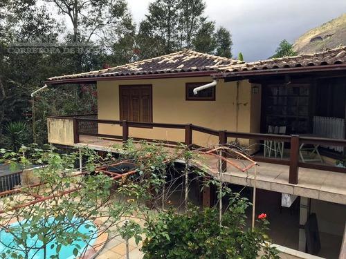 Imagem 1 de 15 de Casa Em Araras  -  Petrópolis - 2758