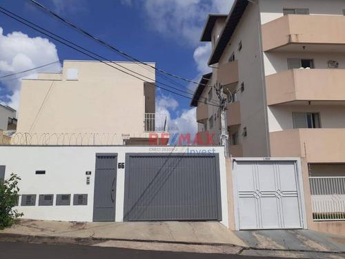Imagem 1 de 10 de Casa Com 1 Dormitório Para Alugar, 40 M² Por R$ 700,00/mês - Vila Santa Luzia - Botucatu/sp - Ca1069