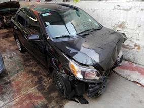 Chevrolet Aveo 2015 Para Reparar, Arrancando, Oportunidad