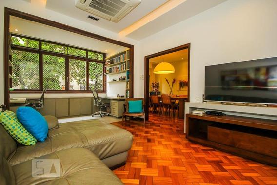 Apartamento Para Aluguel - Copacabana, 3 Quartos, 170 - 893034623