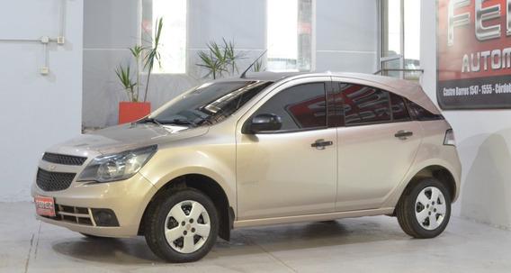 Chevrolet Agile Ls Spirit 1.4 Con Gnc 2012 5 Puertas