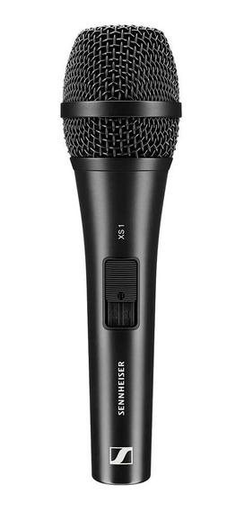 Microfone Mão Sennheiser Xs1 Original Nota Fiscal Garantia
