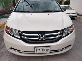 Honda Odyssey 3.5 Lx Mt 2015