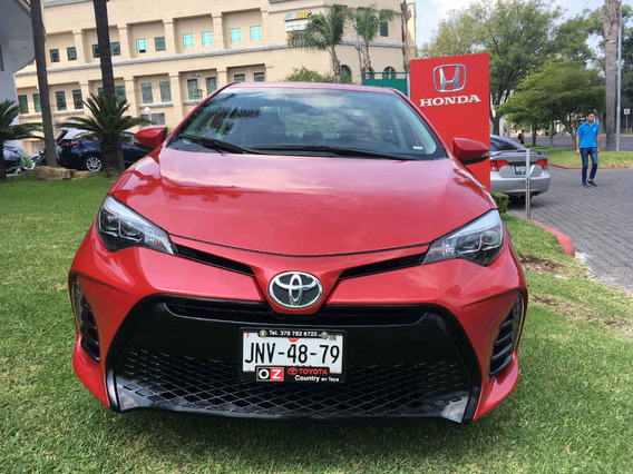 Toyota Corolla 2017 Corolla Se Plus