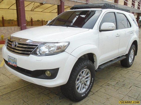 Toyota Fortuner - Automatica