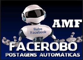 Postador Automático Para Facebook 2019 + Curso Web Designer