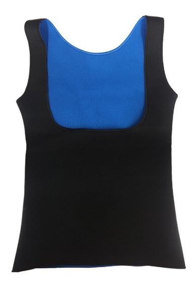 Blusa Feminina Cinta Camiseta Modeladora Fitness Academia