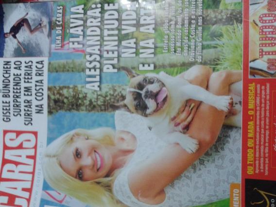 Revista Caras Xuxa/ Flavia Alesandra