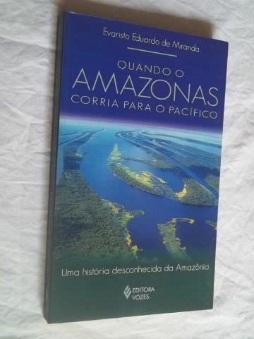 * Livro - Amazonas - Literatura Nacional