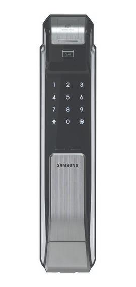 Fechadura Digital Shs- P718 Samsung - Nonaka Fechaduras