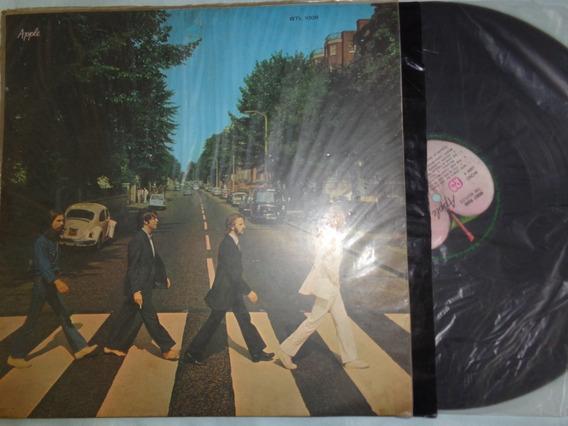 Lp Beatles, Abbey Road- Mono, Origin. 1969