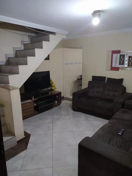 Sobrado Com 2 Dormitórios À Venda, 54 M² - Conjunto Inocoop-bonsucesso - Guarulhos/sp - So2756