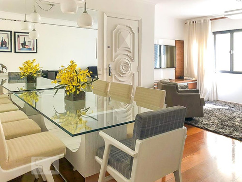 Apartamento À Venda - Jardim Paulista, 3 Quartos,  136 - S893123089