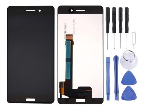 Pantalla Lcd Ensamblaje Completo Digitalizador Nokia 6