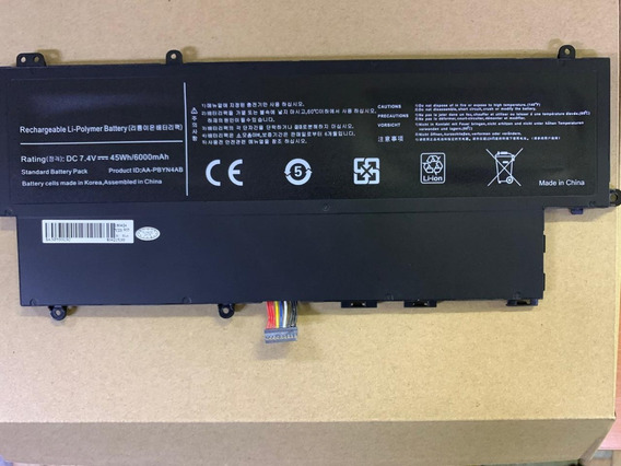 Bateria P/ Ultrabook Samsung Np540u3c 7,4v Nova