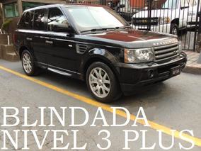 Range Rover Sport 2009 Blindada 3 Plus Blindaje Blindados