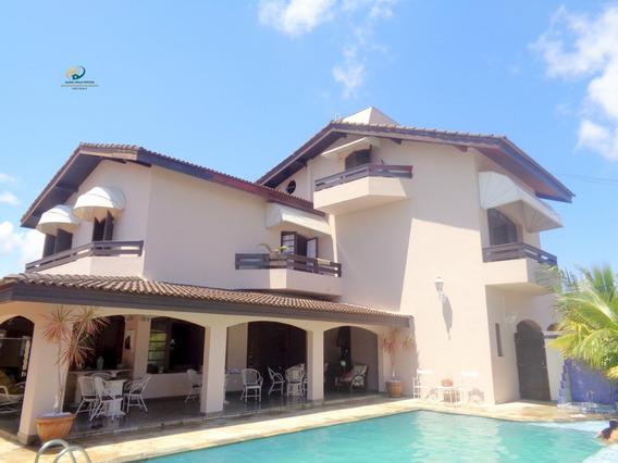 Casa Para Alugar No Bairro Enseada Em Guarujá - Sp. - Enl88-3