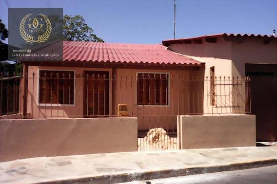 Casa Residencial À Venda, Centro, Viamão. - Ca0250