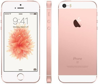 iPhone Se 32 Gigas Ouro Rose