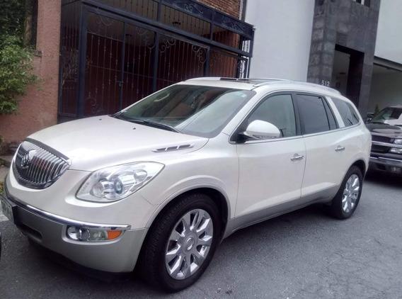 Buick Enclave Cxl Awd At 2012 3 Filas 6 Cil. 3.6 Lts Excelen