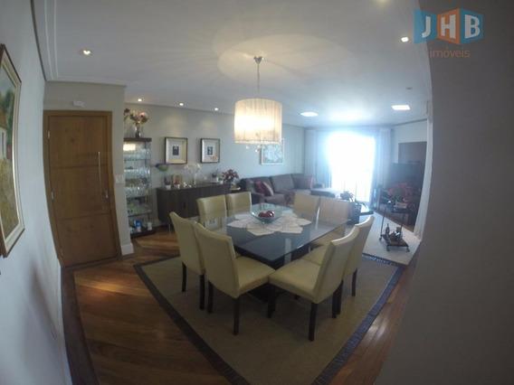 Apartamento Residencial À Venda, Vila Adyana, São José Dos Campos. - Ap0887