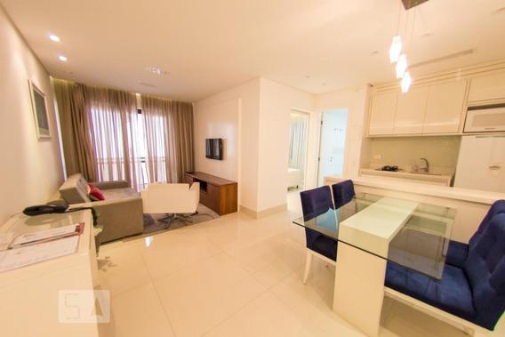 Apartamento Para Aluguel - Jardim Paulista, 1 Quarto, 44 - 893116170