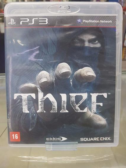 Thief Ps3/mídia Física