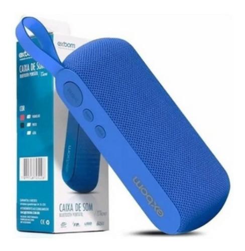 Caixa De Som Portátil Bluetooth Cs-m29bt - Exbom