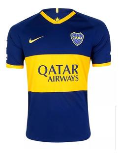 Camisa Boca Juniors 2019/2020 Oficial Pronta Entrega