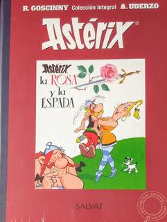 Colección Integral Asterix Nº 23 - La Rosa Y La Espada
