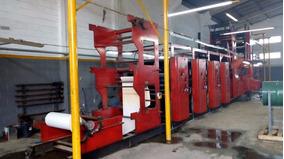 Maquina Rotativa King Press